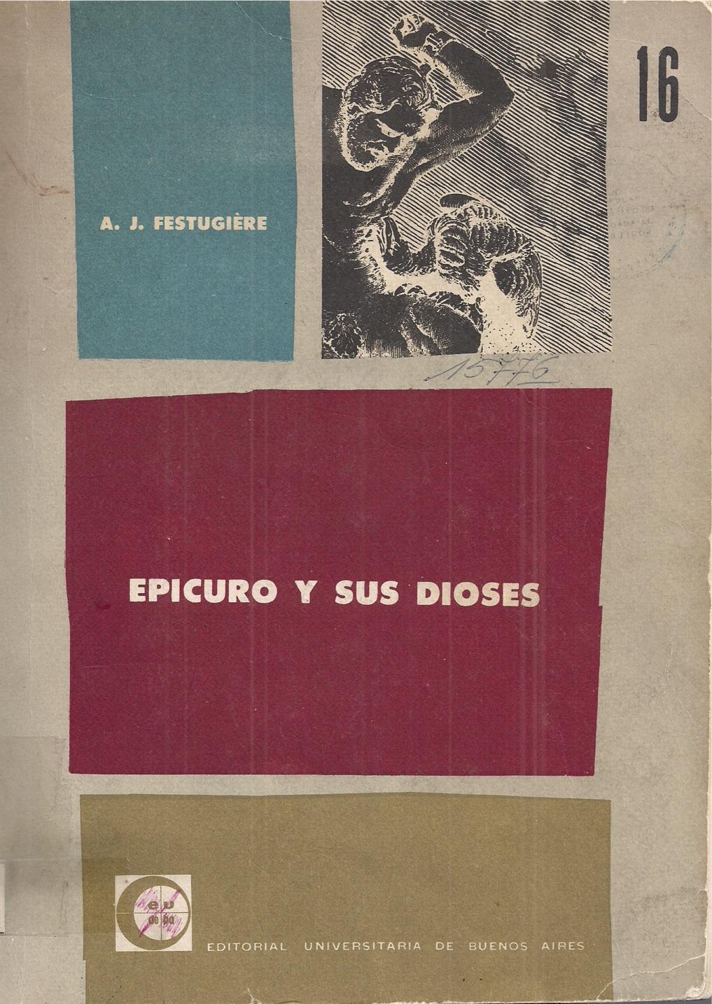 Epicuro y sus dioses