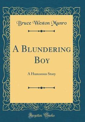 A Blundering Boy