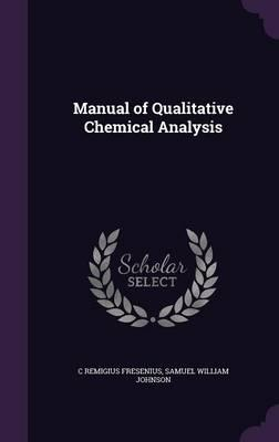 Manual of Qualitativ...