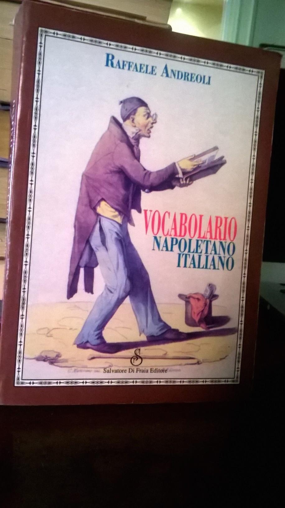 Vocabolario napoletano - italiano