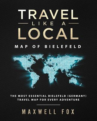 Travel Like a Local - Map of Bielefeld