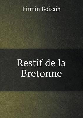 Restif de La Bretonn...