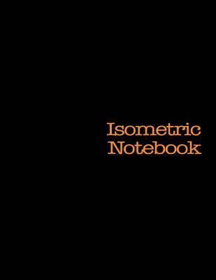 Isometric Notebook, Black Cover