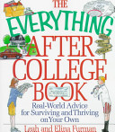 The everything after college book