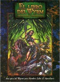 El libro del Wyrm, segunda edición