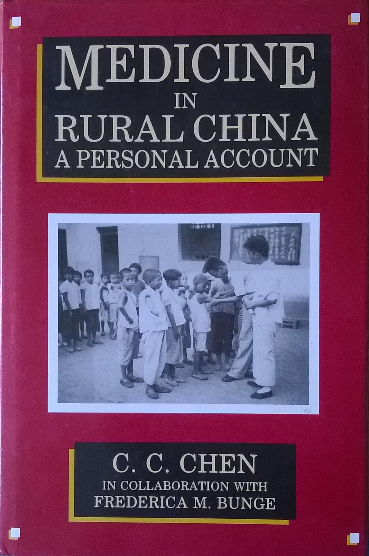 Medicine in Rural China