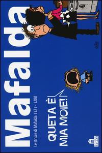 Mafalda. Le strisce dalla 1121 alla 1280