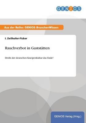 Rauchverbot in Gaststätten