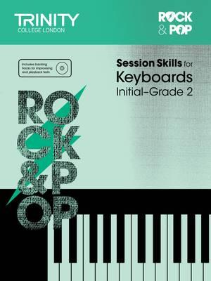 Session Skills for Keyboards Initial Grade - Grade 2 (With Free Audio CD)