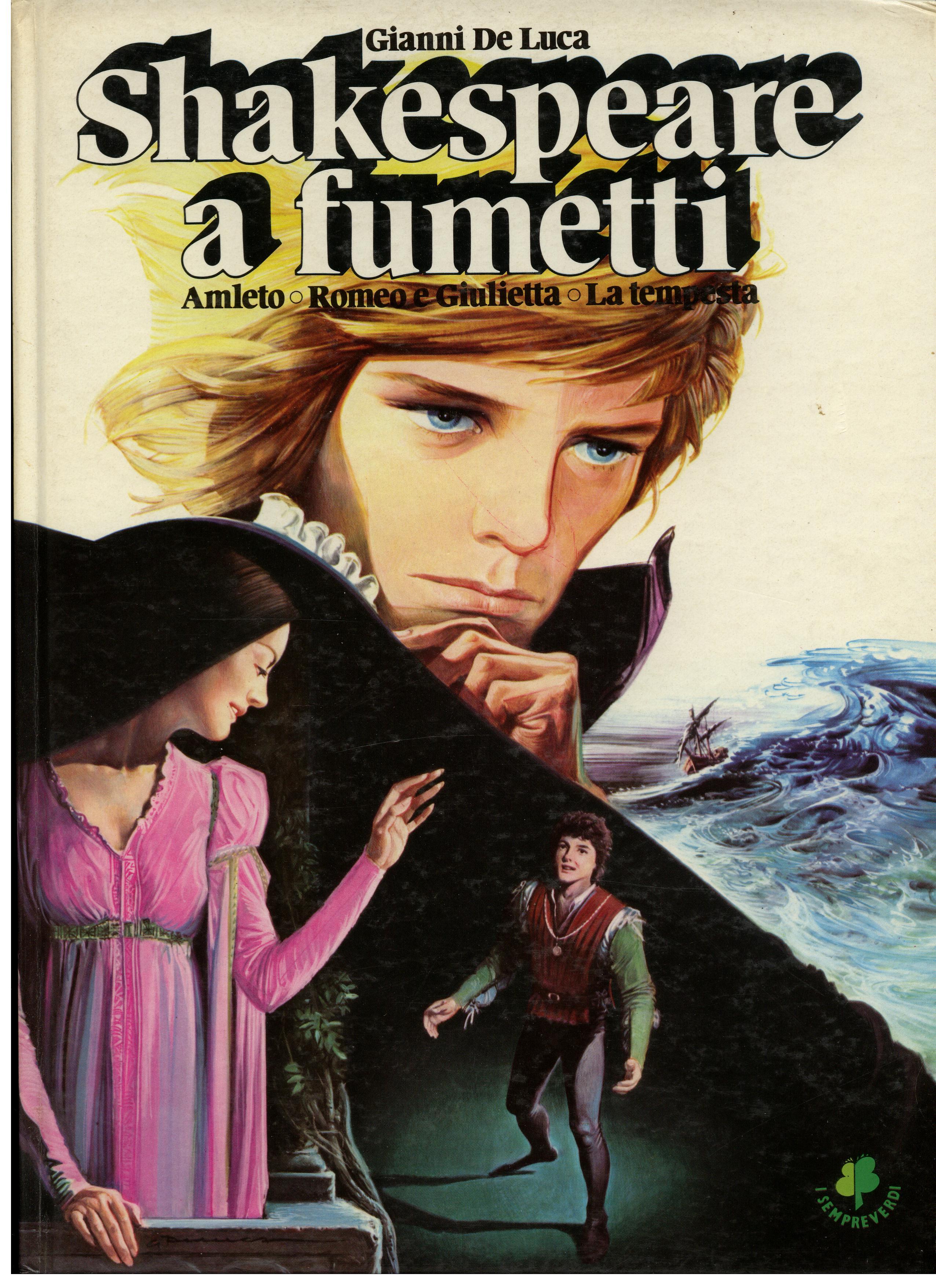 Shakespeare a fumett...