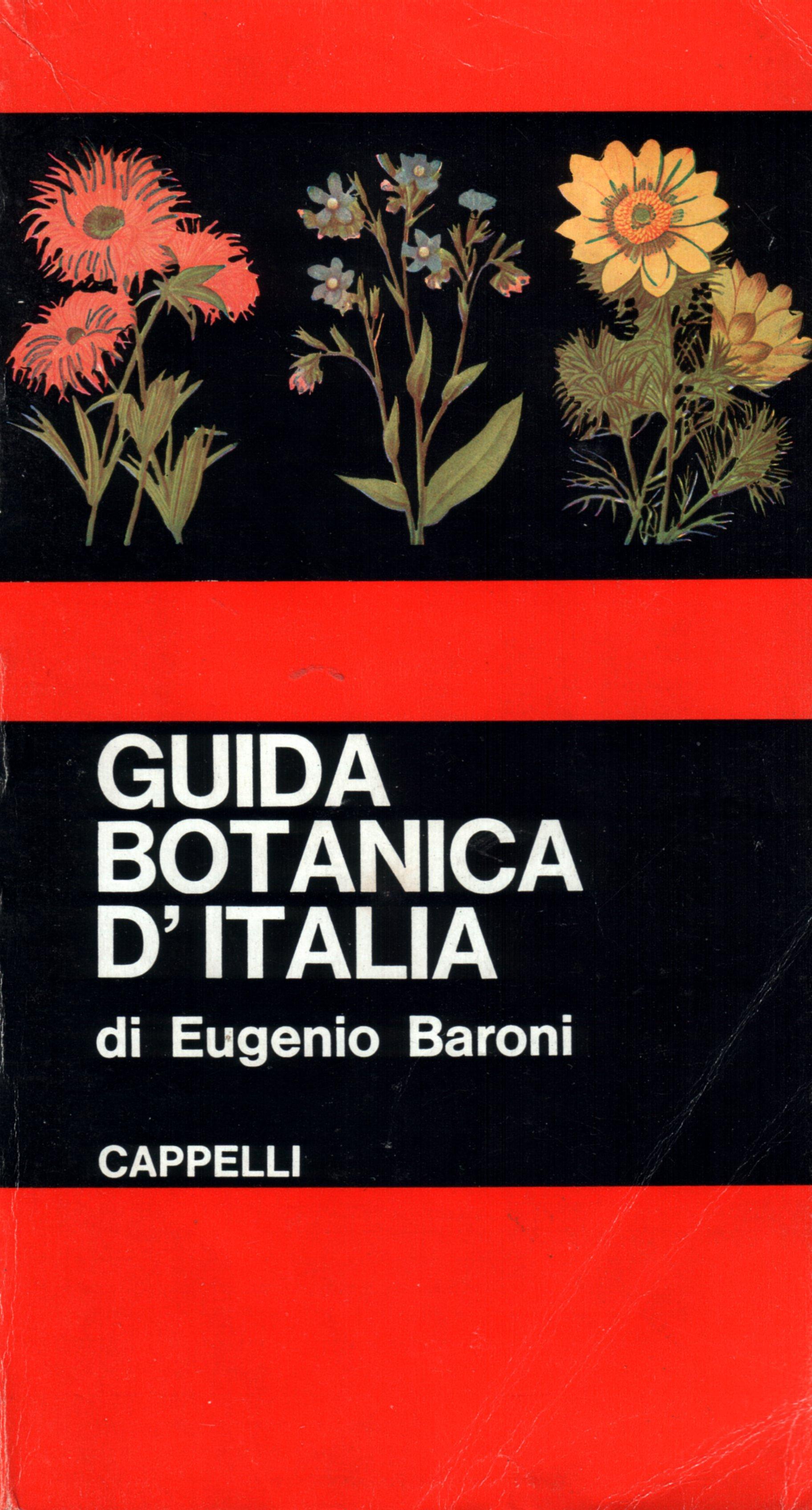 Guida botanica d'Italia