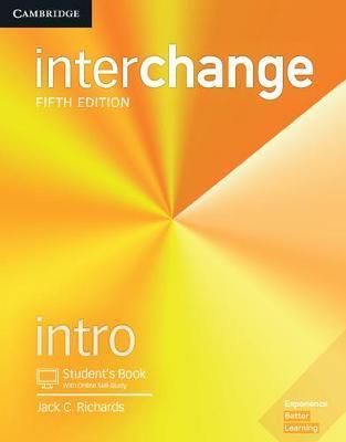 Interchange. Level Intro . Student's book. Con Contenuto digitale (fornito elettronicamente)