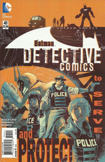 Detective Comics Vol.2 #41