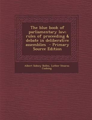 The Blue Book of Par...