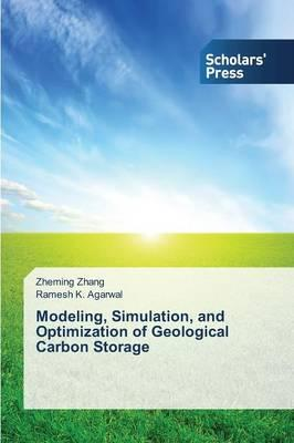 Modeling, Simulation, and Optimization of Geological Carbon Storage