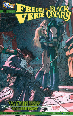Freccia Verde e Black Canary vol. 1