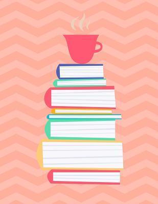 Coffee And Books Notebook - College Ruled