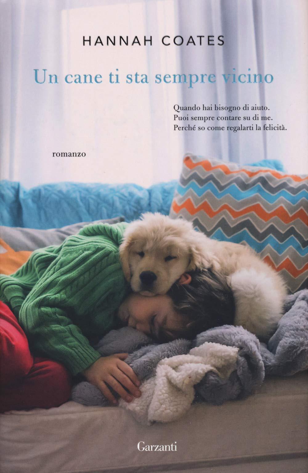 Un cane ti sta sempre vicino