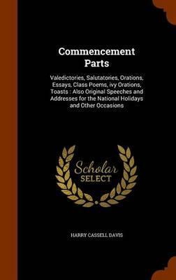 Commencement Parts