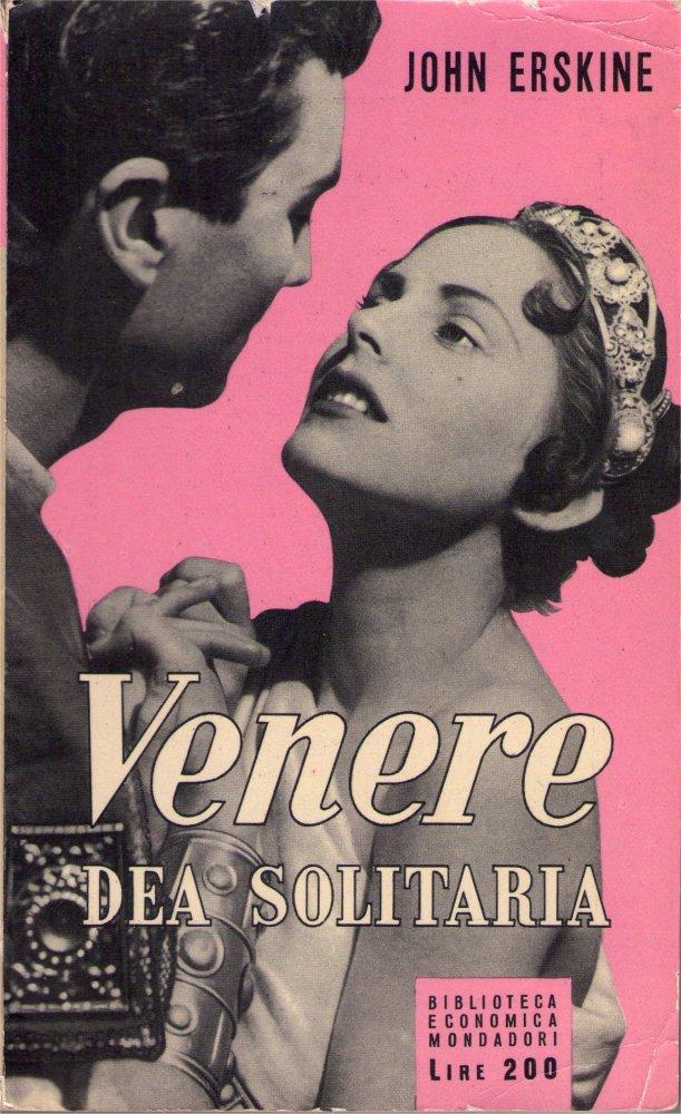 Venere, dea solitaria