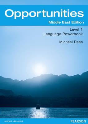 Opportunities 1 (Arab-World) Language Powerbook