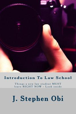 Introduction to Law School