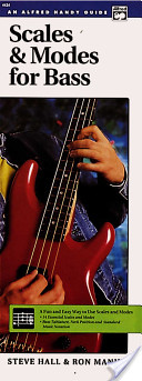 Scales and Modes for Bass