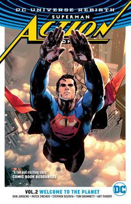 Superman Action Comics 2