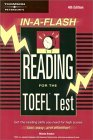 Reading for the Toefl Test