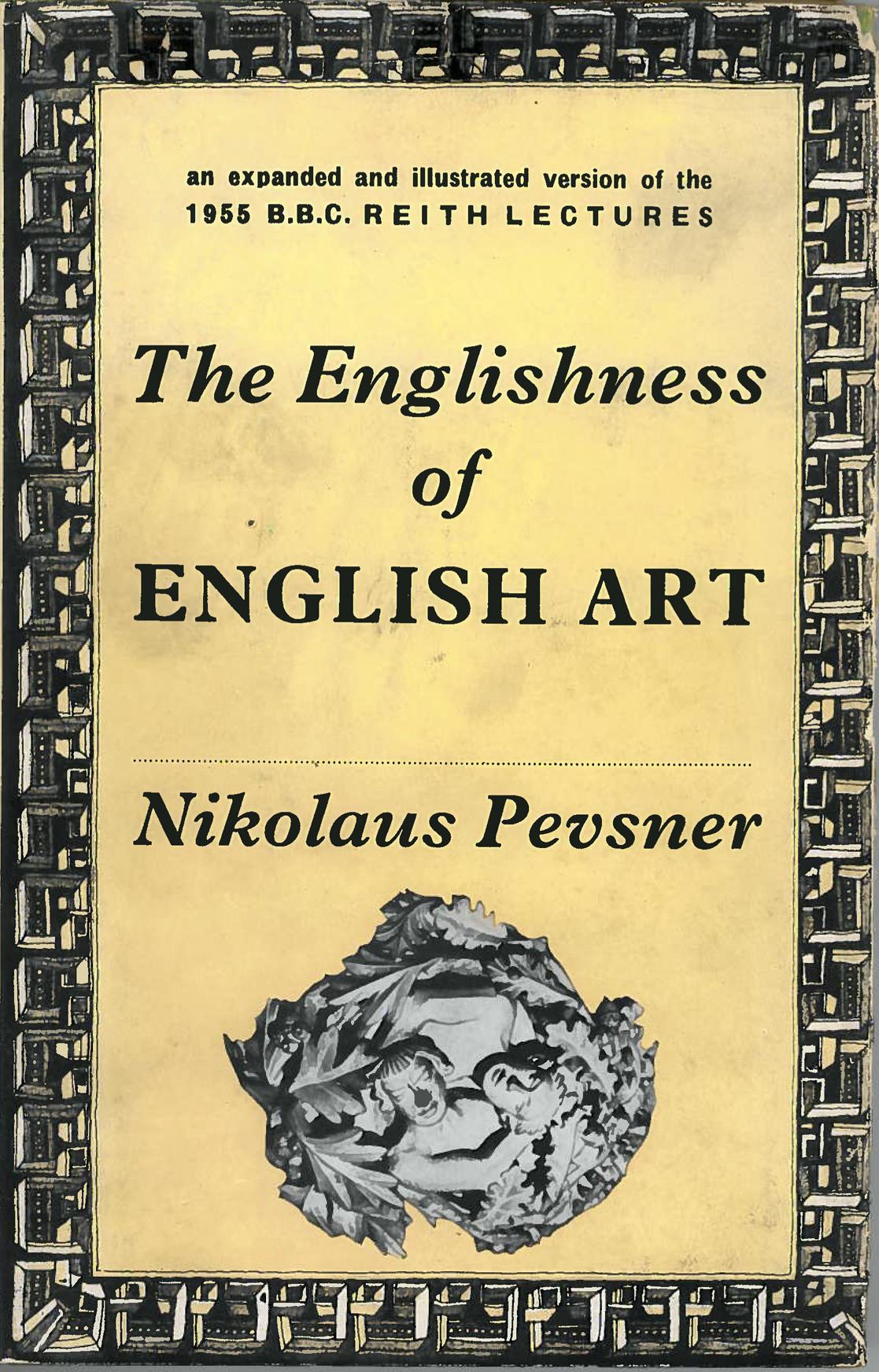 The Englishness of English Art