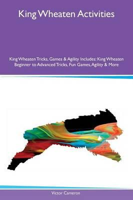 King Wheaten Activities King Wheaten Tricks, Games & Agility Includes