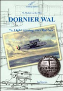Dornier Wal. A Light Coming Over the Sea