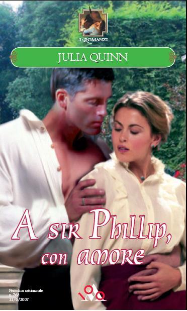 A sir Phillip, con a...