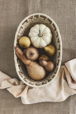 Gourds in a Basket H...