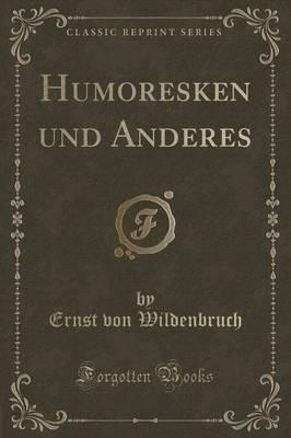 Humoresken und Ander...