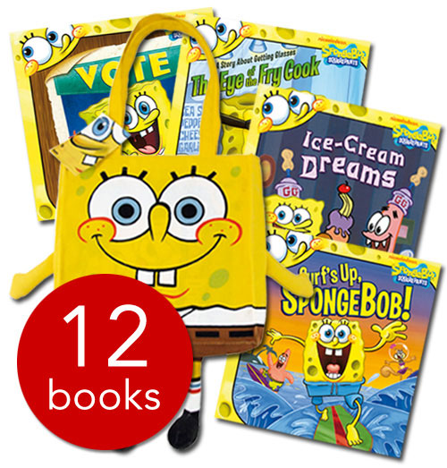 Spongebob Squarepants Collection RRP £49.99