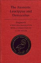 The atomists, Leucippus and Democritus