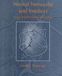 Neural Networks and Intellect