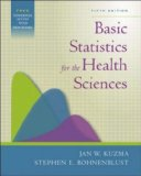 Basic Statistics for the Health Sciences with PowerWeb Bind-in Card
