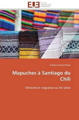 Mapuches a Santiago du Chili