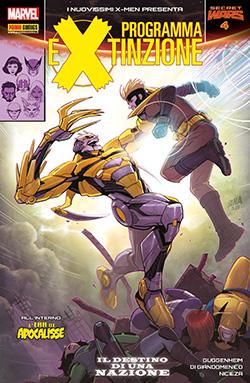 I nuovissimi X-Men n. 34