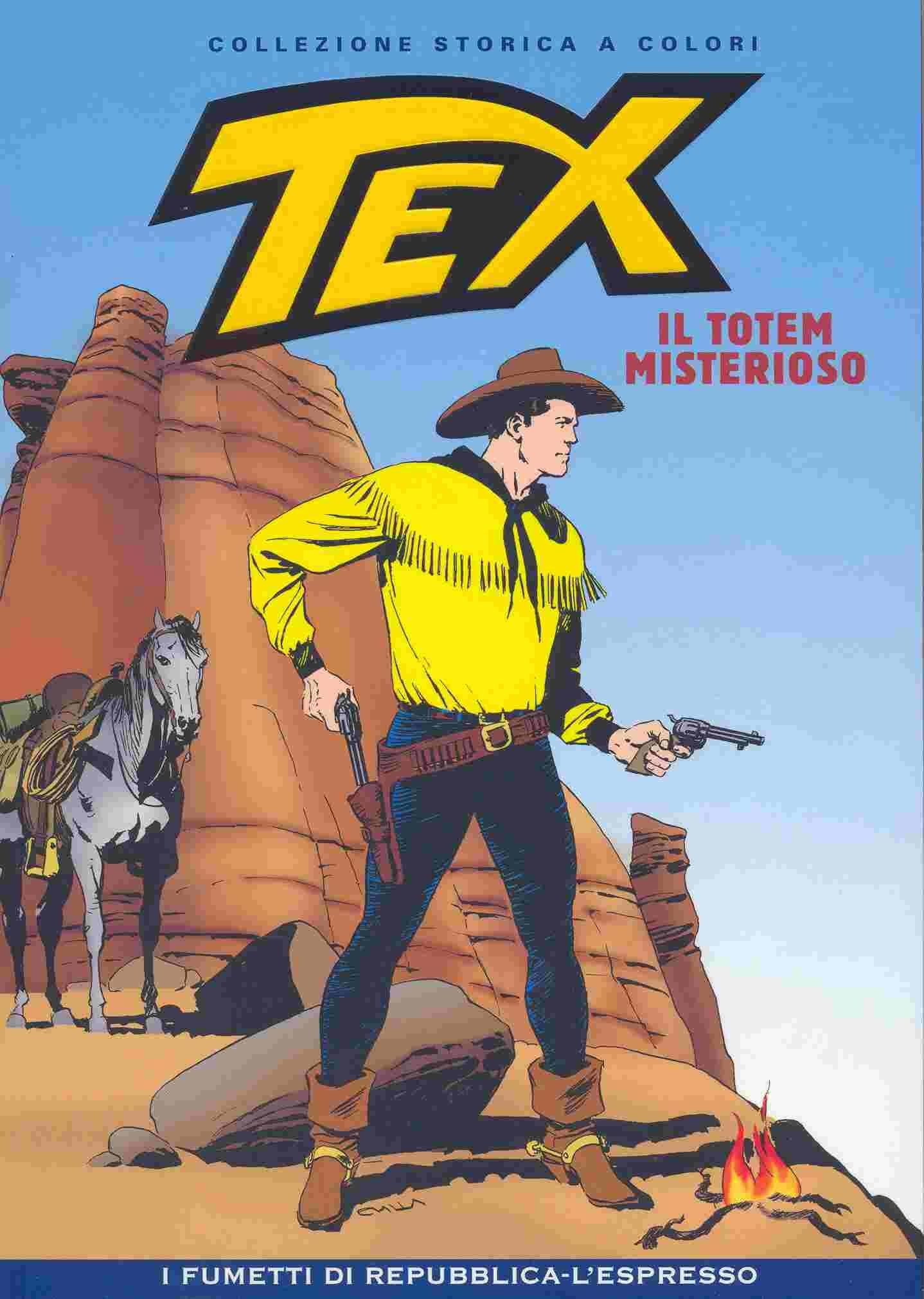 Tex collezione storica a colori n. 1