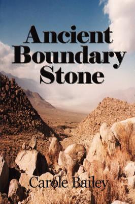 Ancient Boundary Stone