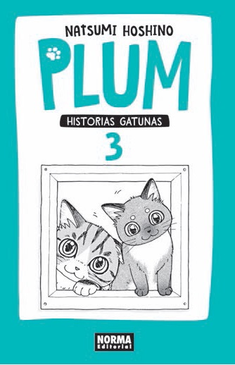 Plum, historias gatunas #3