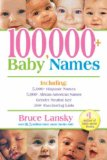 100,000  baby names