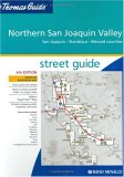 Thomas Guide Northern San Joaquin Valley, California