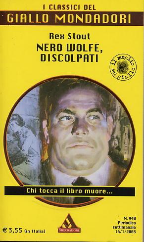 Nero Wolfe, discolpati