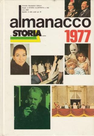 Almanacco di Storia Illustrata 1977