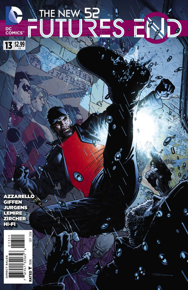 The New 52: Futures End Vol.1 #13