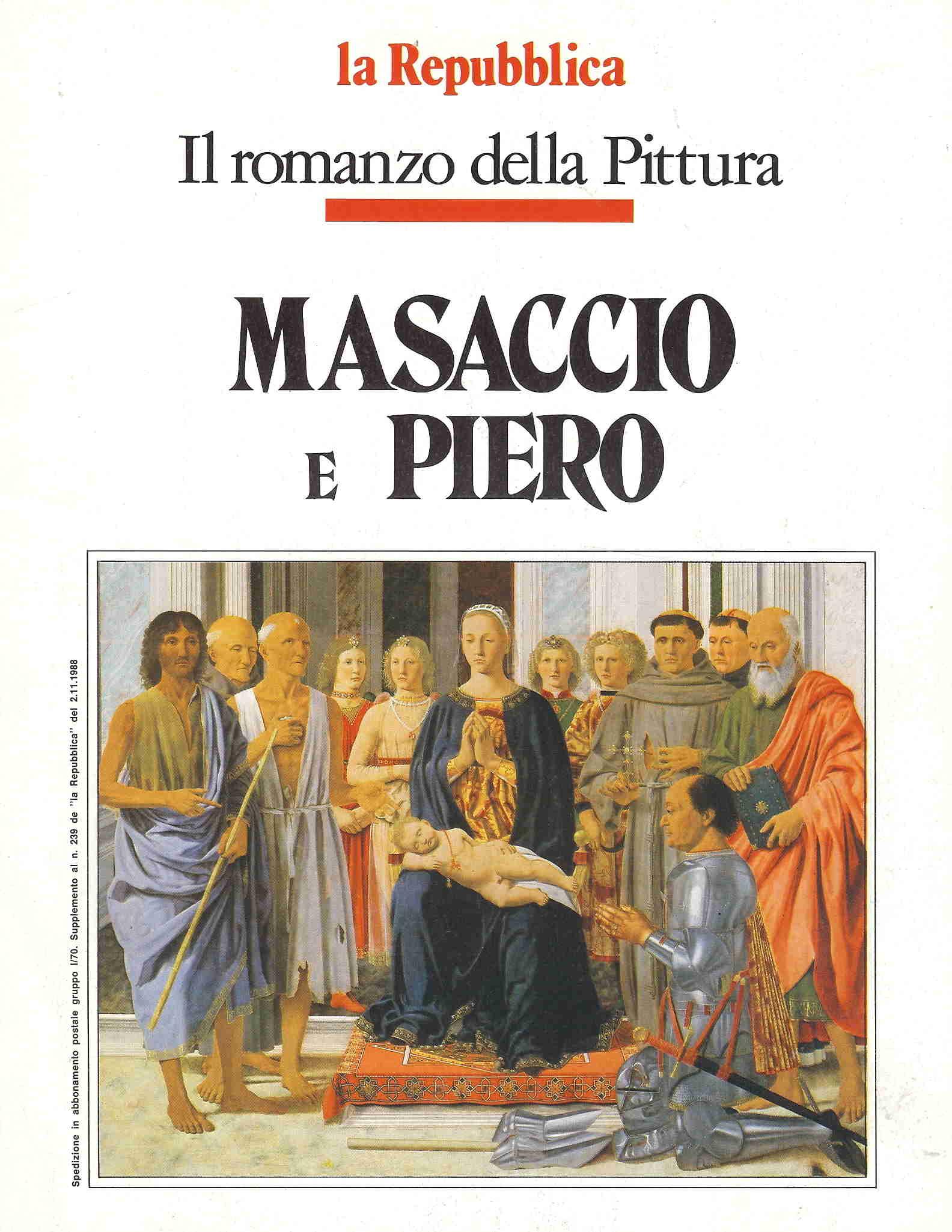 Masaccio e Piero